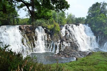 Lumangwe Falls Zambia