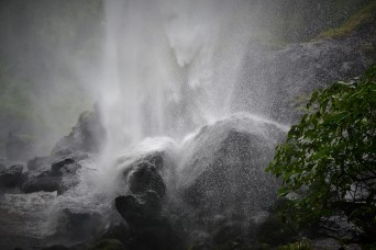 Sipi Falls Oeganda