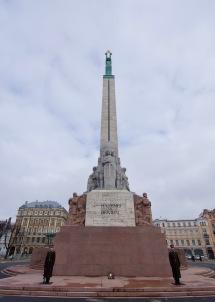 Vrijheidsmonument Riga