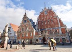 Oude centrum Riga