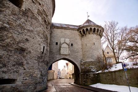 Stadspoort Tallinn
