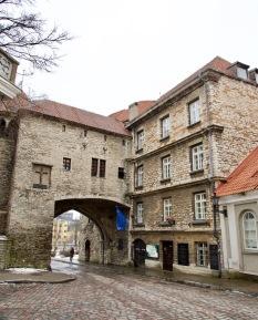 Oude centrum Tallinn