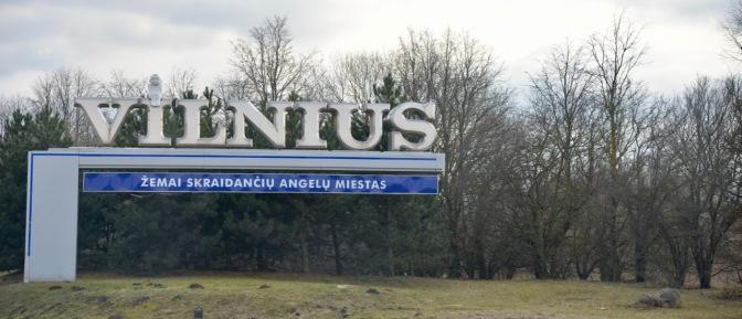 De naam zegt het al, hoofdstad van Litouwen.