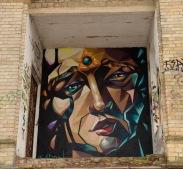"""Art in de """" Uzupis regio"""""""