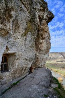 Klooster in de rots