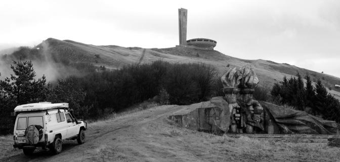 Budludzha monument