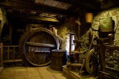 Meteora wijnmakerij.